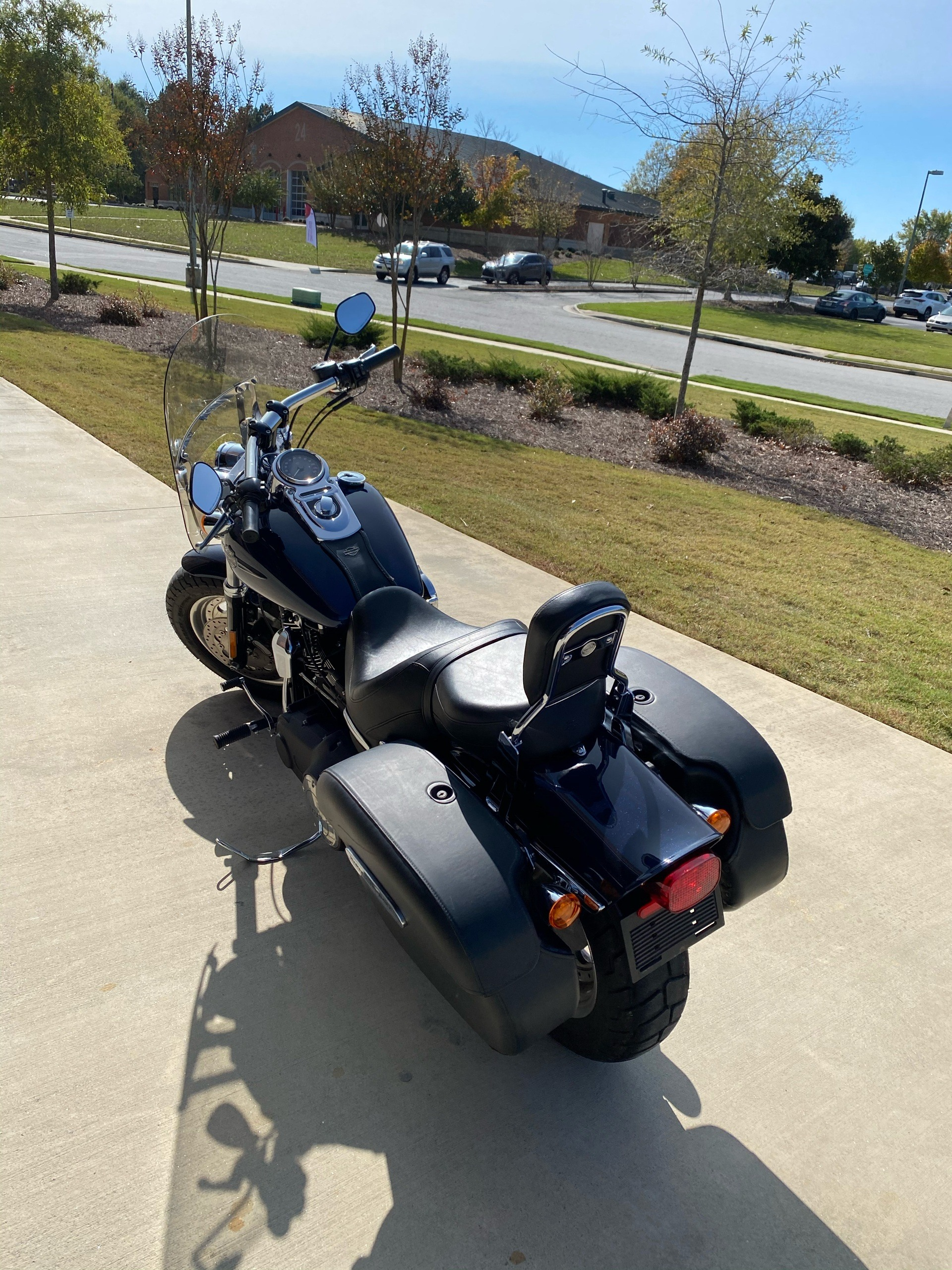 2012 Harley-Davidson Dyna® Fat Bob® in Buford, Georgia - Photo 3