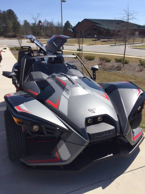2018 Slingshot Slingshot Grand Touring LE in Buford, Georgia