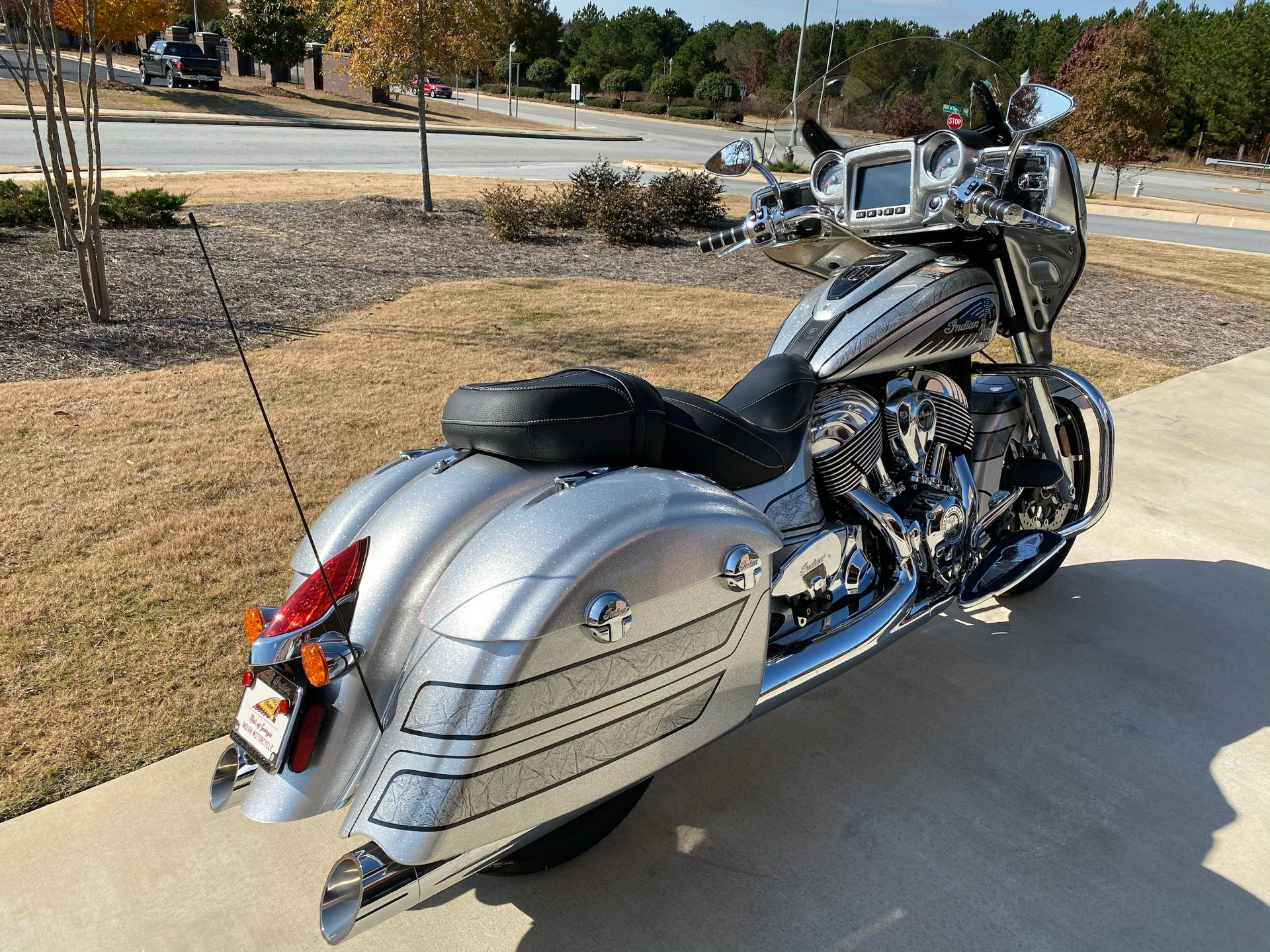2018 Indian Chieftain® Elite in Buford, Georgia - Photo 2