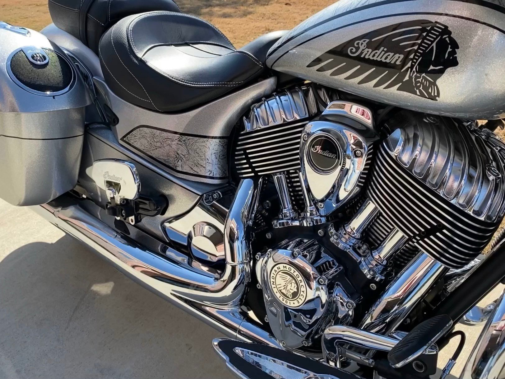 2018 Indian Chieftain® Elite in Buford, Georgia - Photo 4