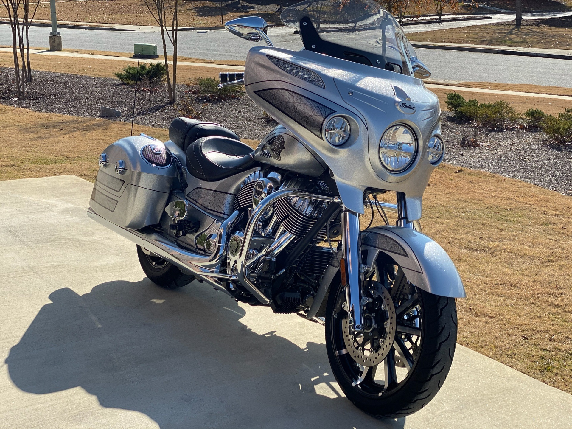 2018 Indian Chieftain® Elite in Buford, Georgia - Photo 5