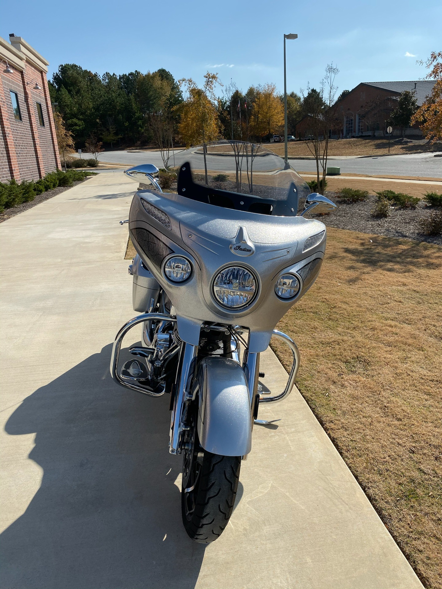 2018 Indian Chieftain® Elite in Buford, Georgia - Photo 6