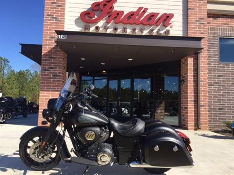 2018 Indian Springfield™ Dark Horse in Buford, Georgia
