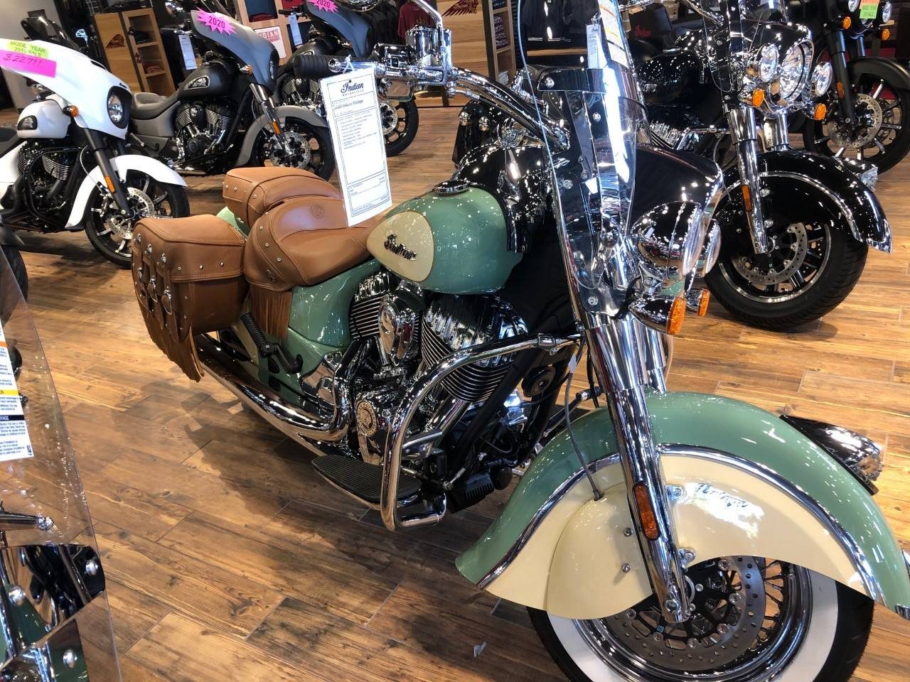 2020 Indian Chief® Vintage ABS in Buford, Georgia