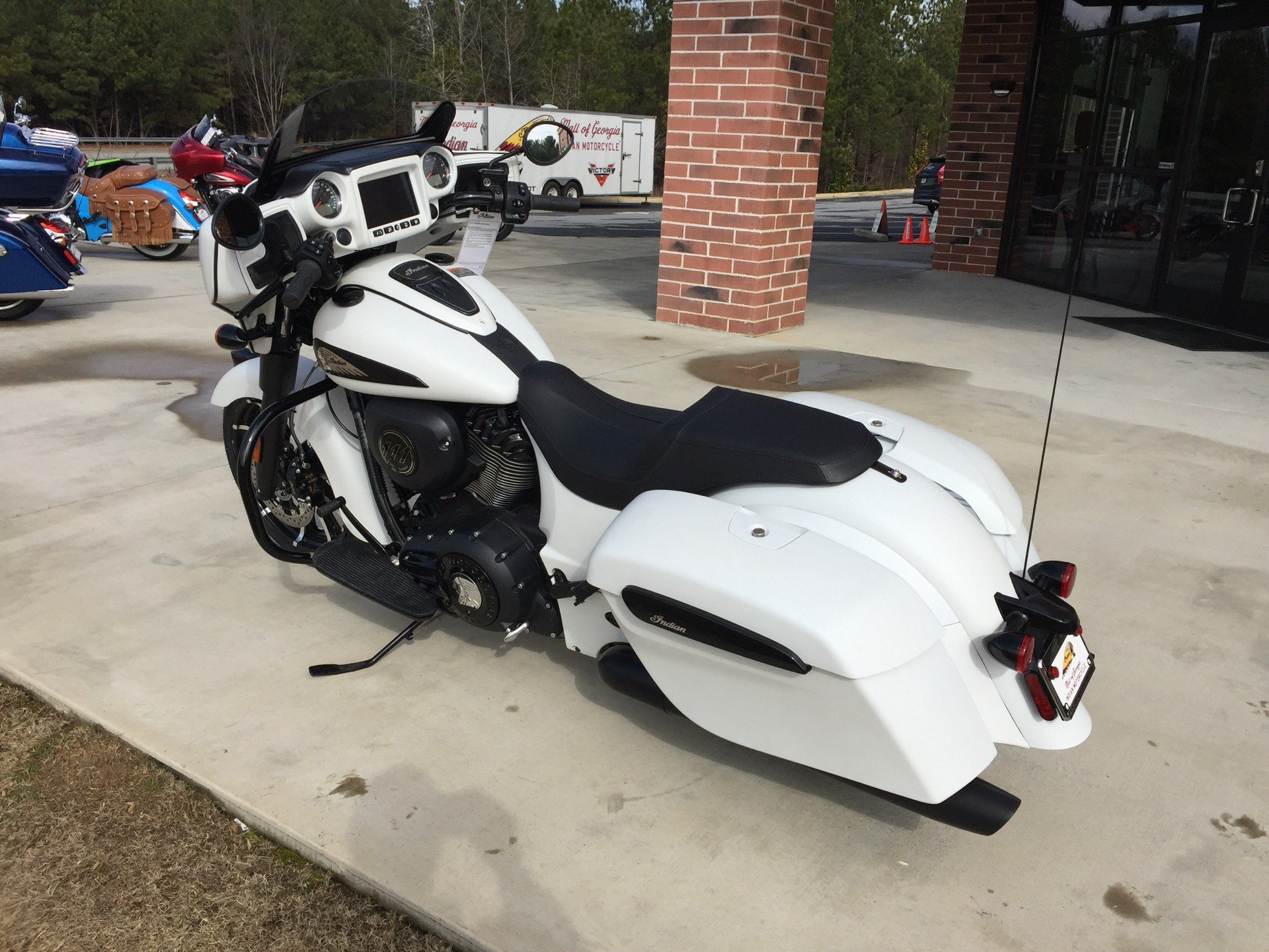 2019 Indian Chieftain® Dark Horse® ABS in Buford, Georgia - Photo 2
