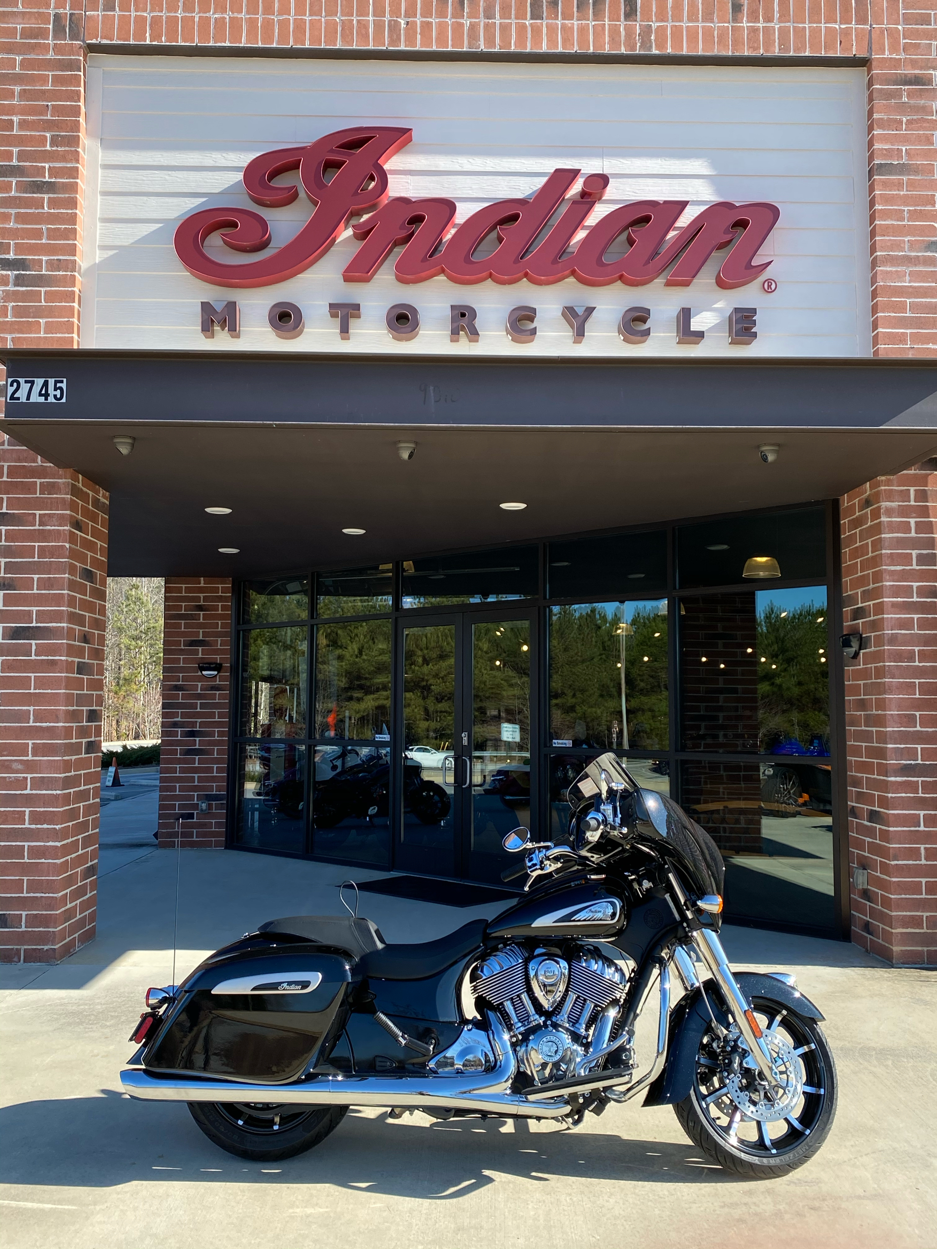 2021 Indian Chieftain® Limited in Buford, Georgia - Photo 1