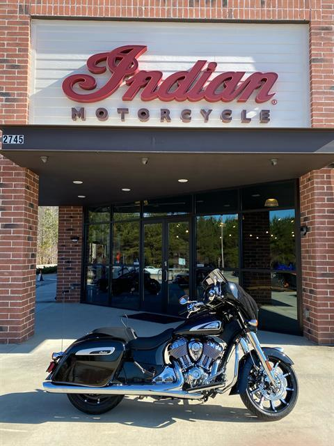 2021 Indian Chieftain® Limited in Buford, Georgia