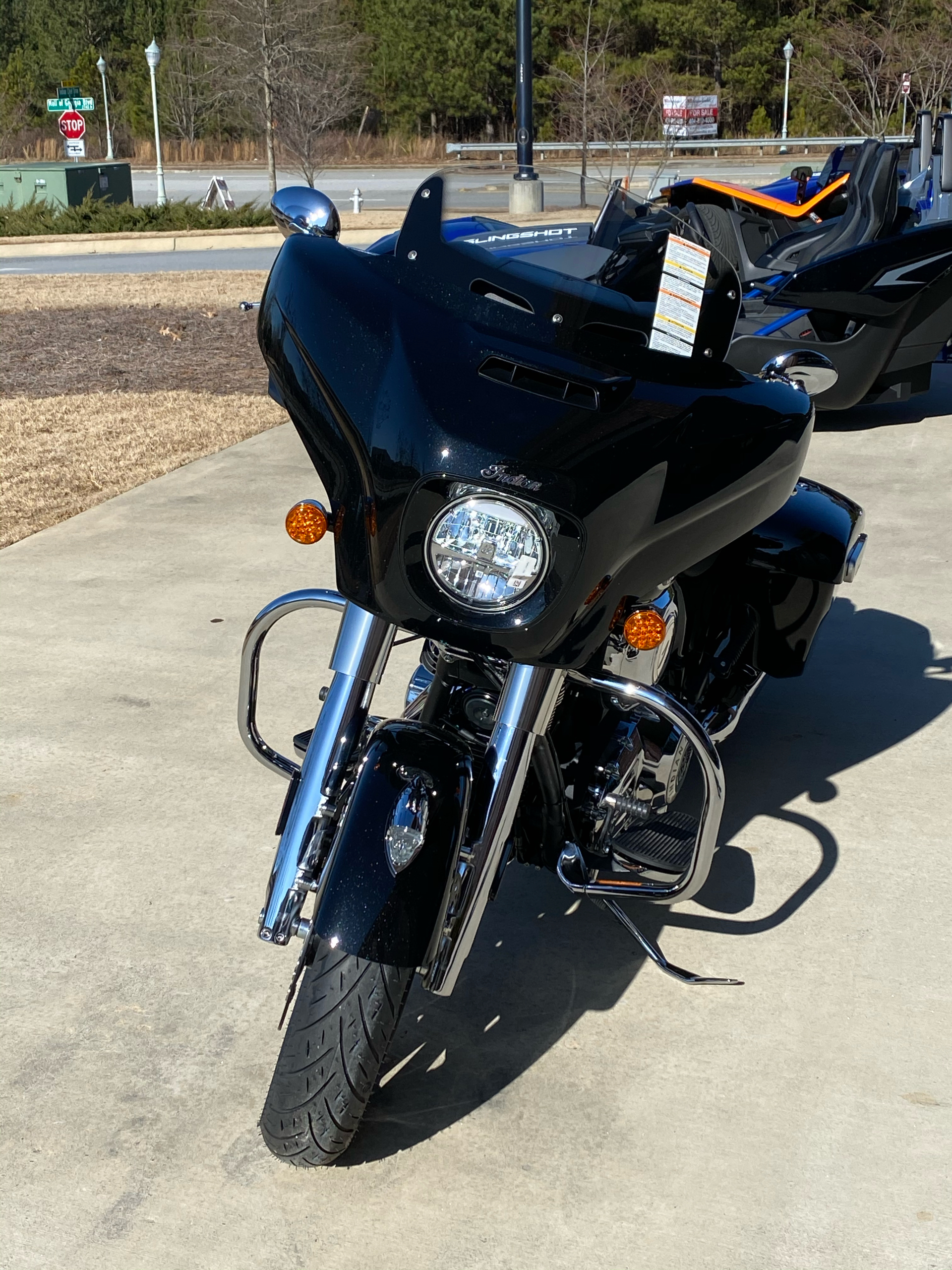 2021 Indian Chieftain® Limited in Buford, Georgia - Photo 2