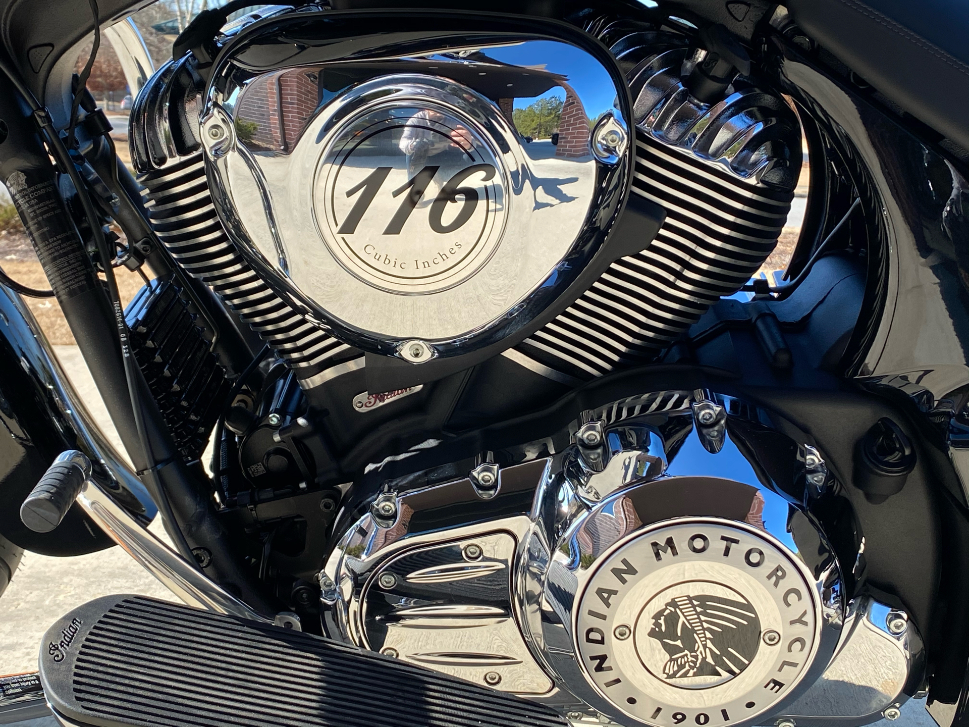 2021 Indian Chieftain® Limited in Buford, Georgia - Photo 3