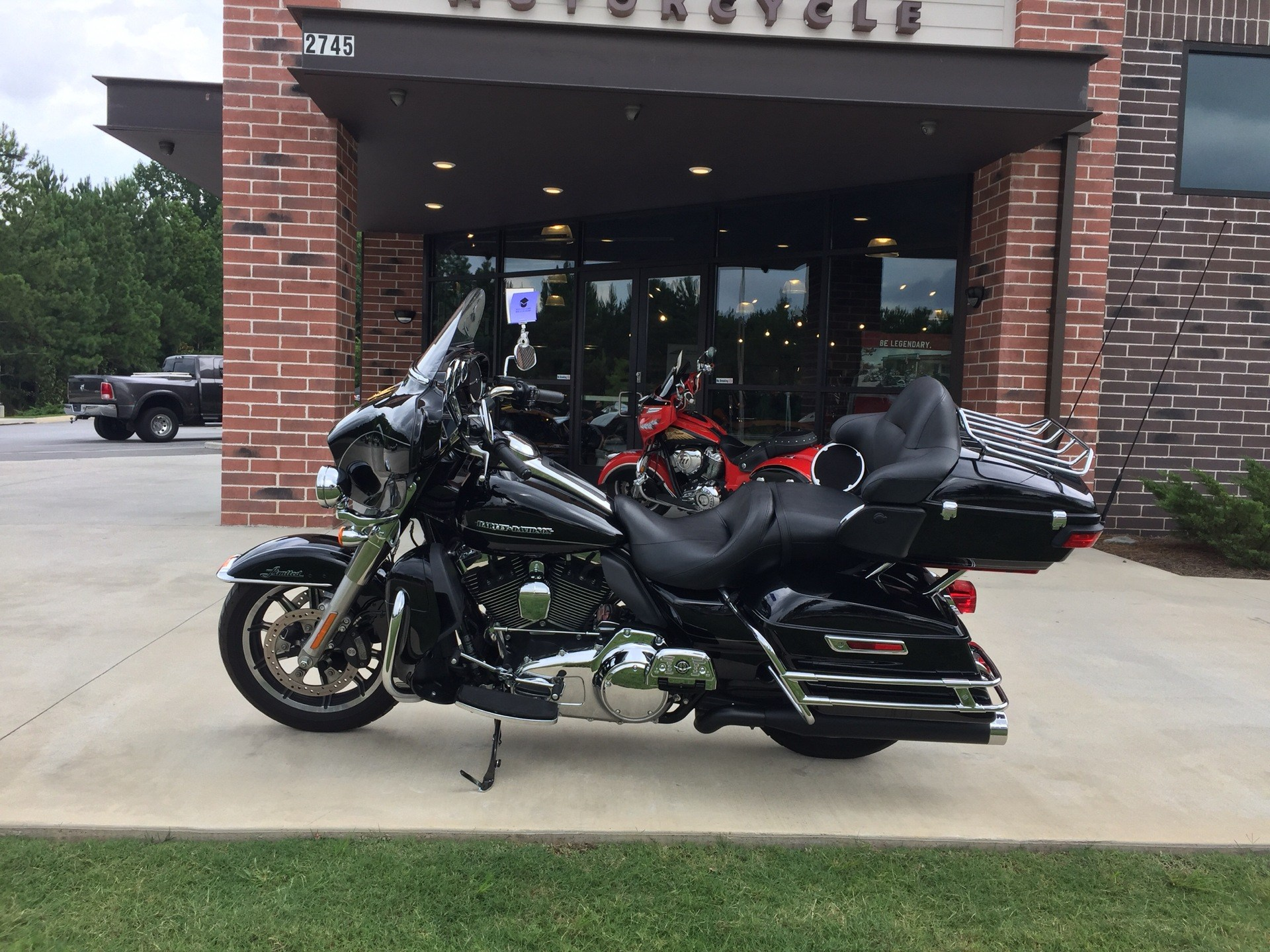 2015 Harley-Davidson Ultra Limited in Buford, Georgia