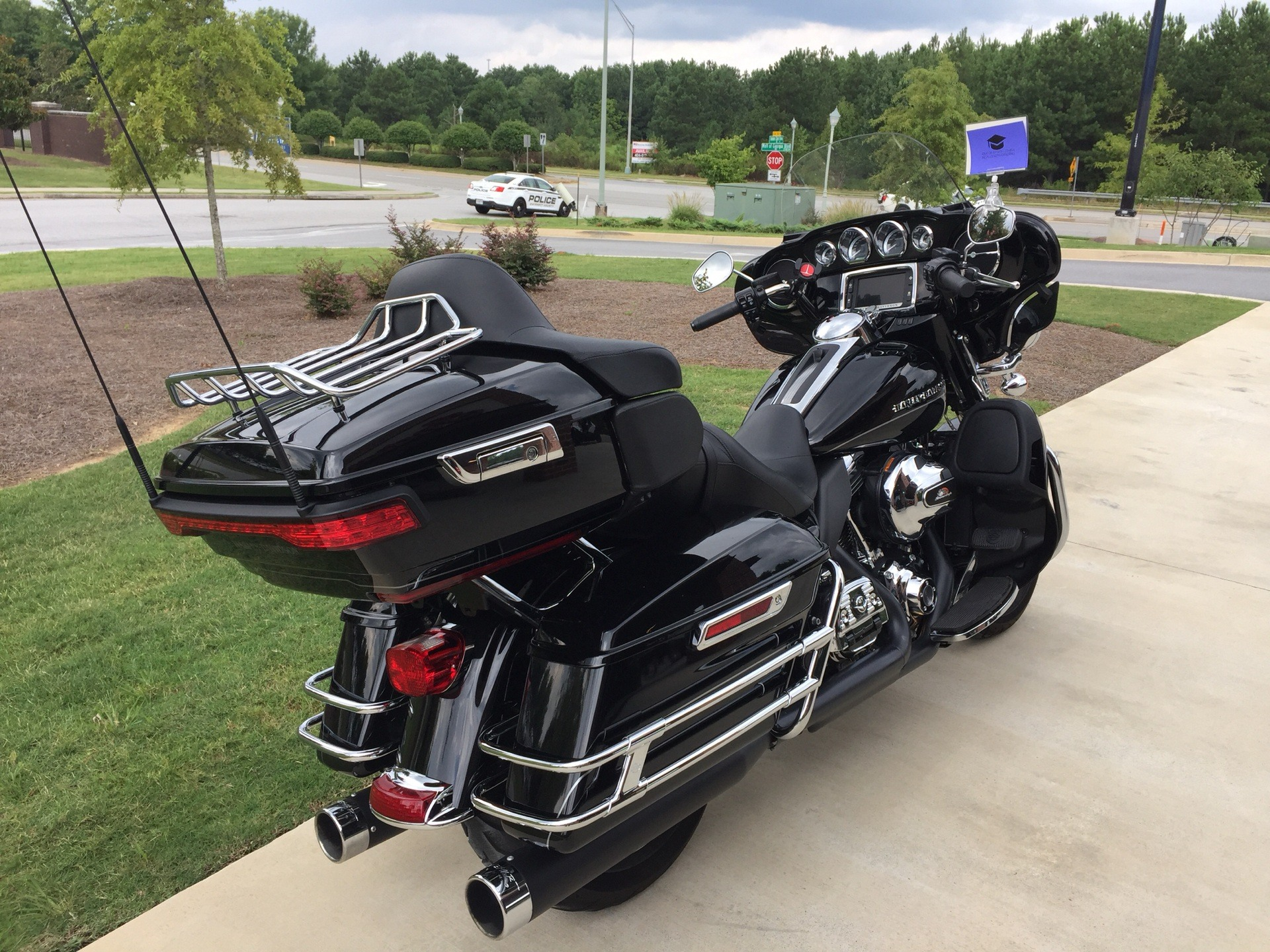 2015 Harley-Davidson Ultra Limited in Buford, Georgia - Photo 4