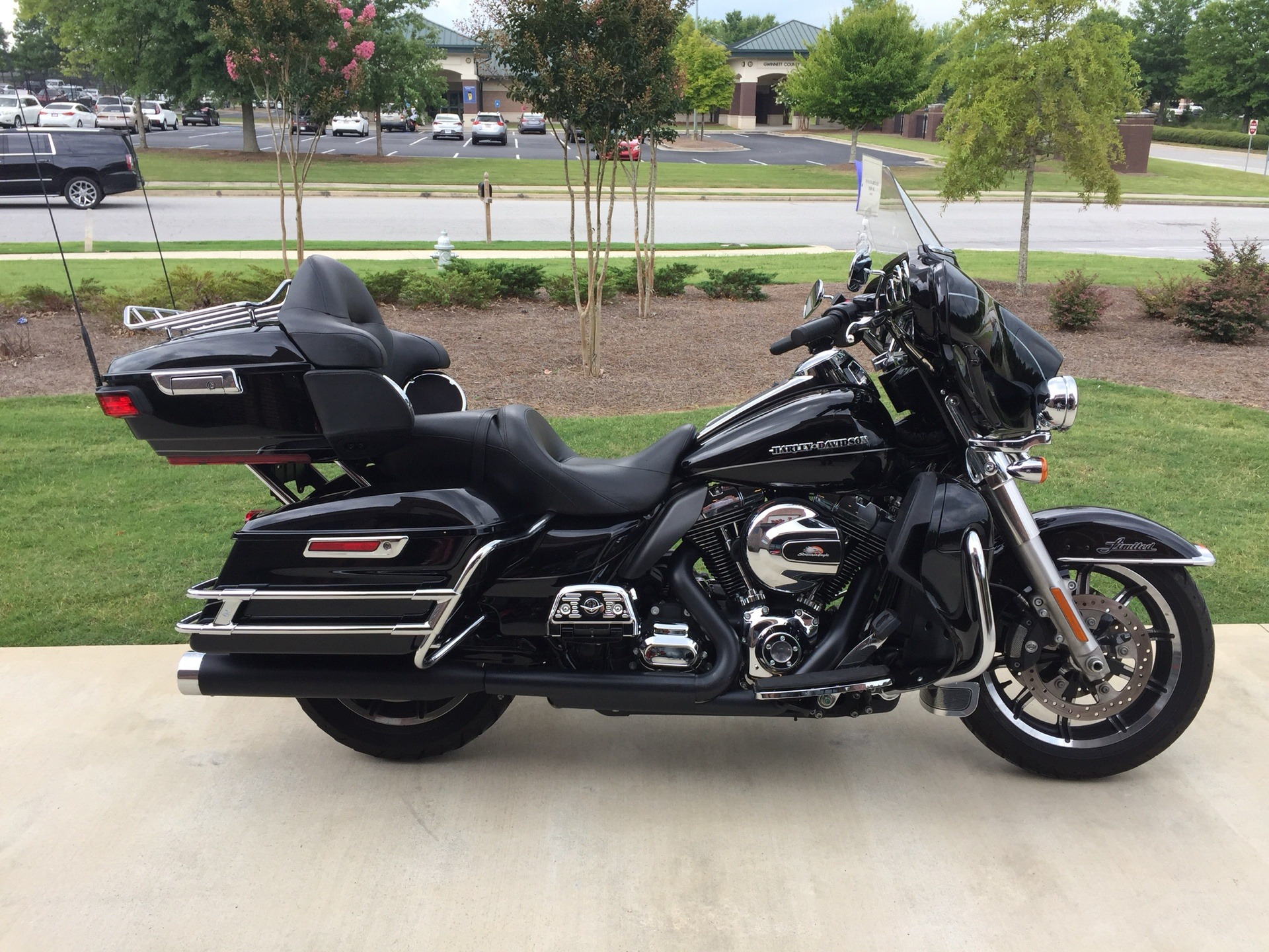 2015 Harley-Davidson Ultra Limited in Buford, Georgia - Photo 6