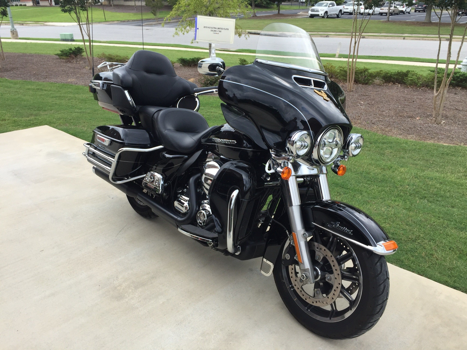 2015 Harley-Davidson Ultra Limited in Buford, Georgia - Photo 7