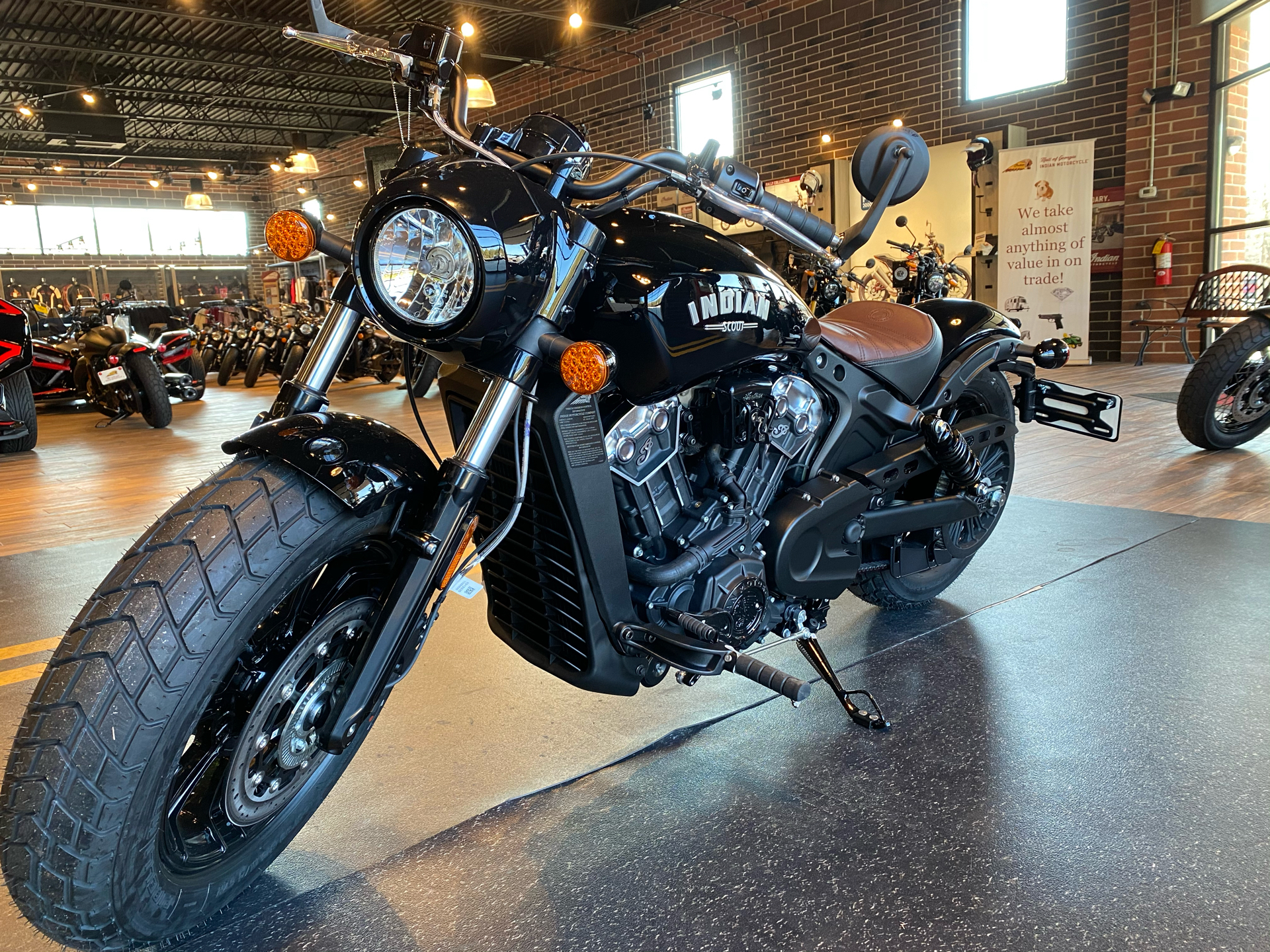 2021 Indian Scout® Bobber ABS in Buford, Georgia - Photo 2