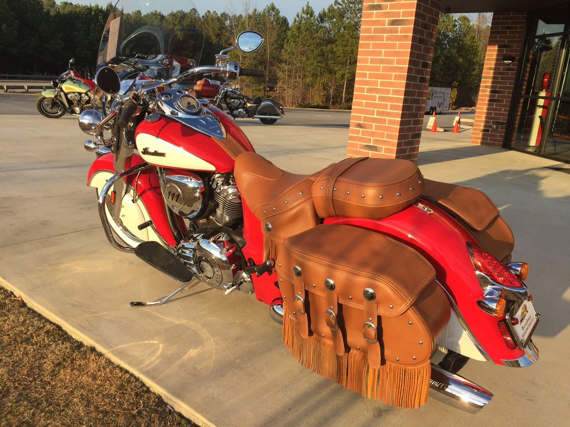 2019 Indian Chief® Vintage Icon Series in Buford, Georgia - Photo 2