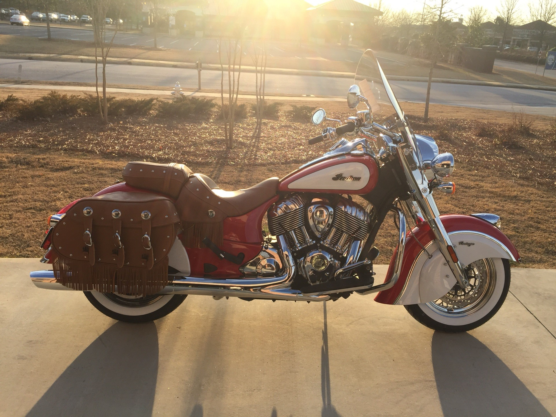 2019 Indian Chief® Vintage Icon Series in Buford, Georgia - Photo 5