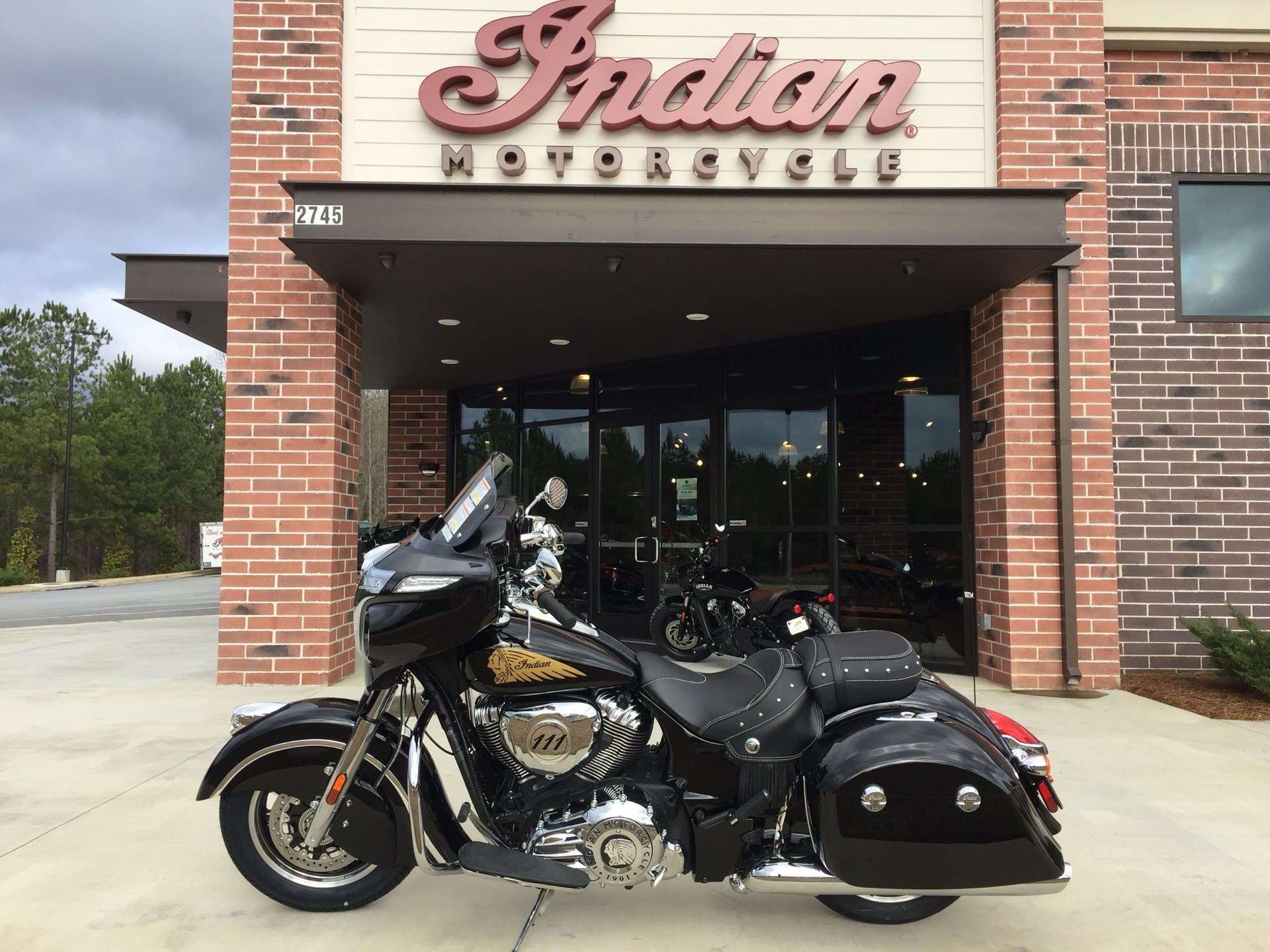 2019 Indian Chieftain® Classic ABS in Buford, Georgia - Photo 1