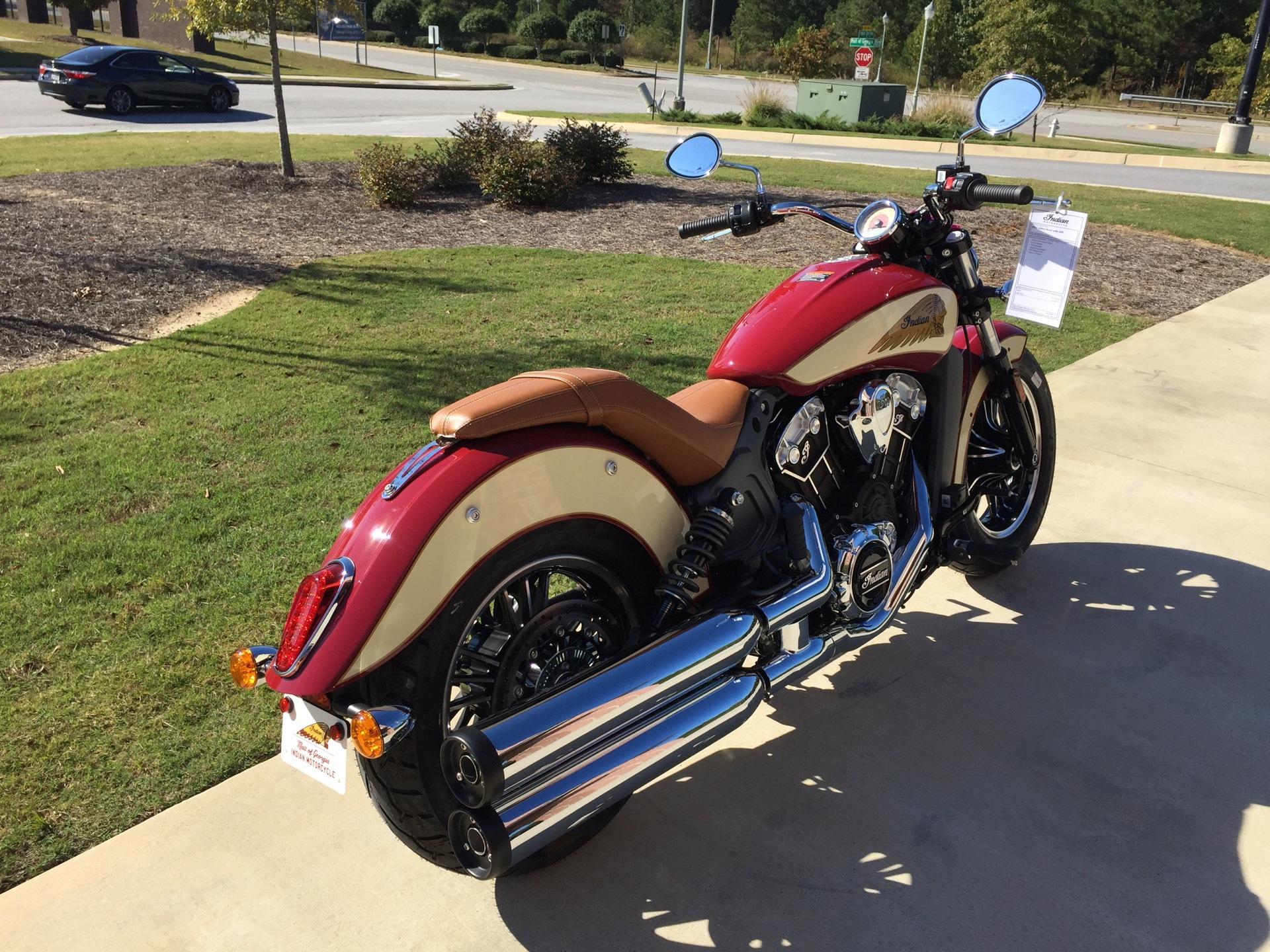 2020 Indian Scout® ABS in Buford, Georgia - Photo 3