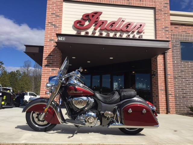 2019 Indian Springfield® ABS in Buford, Georgia
