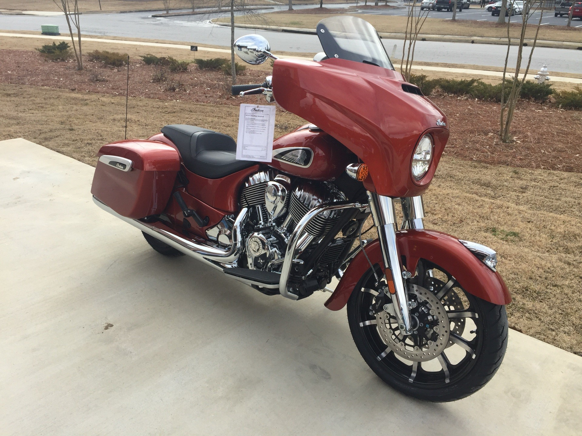 2019 Indian Chieftain® Limited Icon Series in Buford, Georgia - Photo 6