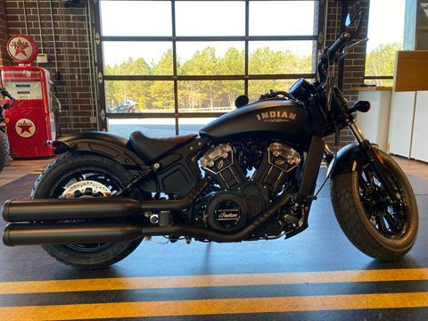 2021 Indian Scout® Bobber ABS in Buford, Georgia - Photo 3