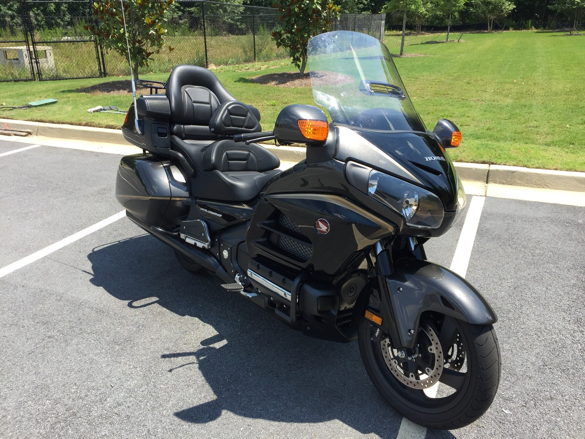 2016 Honda Gold Wing Audio Comfort in Buford, Georgia - Photo 1