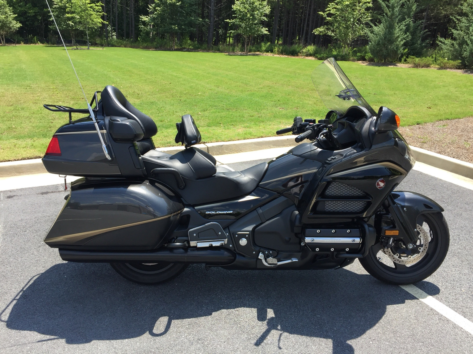 2016 Honda Gold Wing Audio Comfort in Buford, Georgia - Photo 2