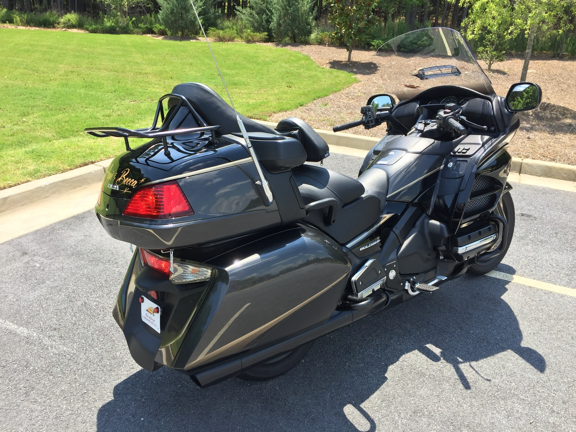 2016 Honda Gold Wing Audio Comfort in Buford, Georgia - Photo 3