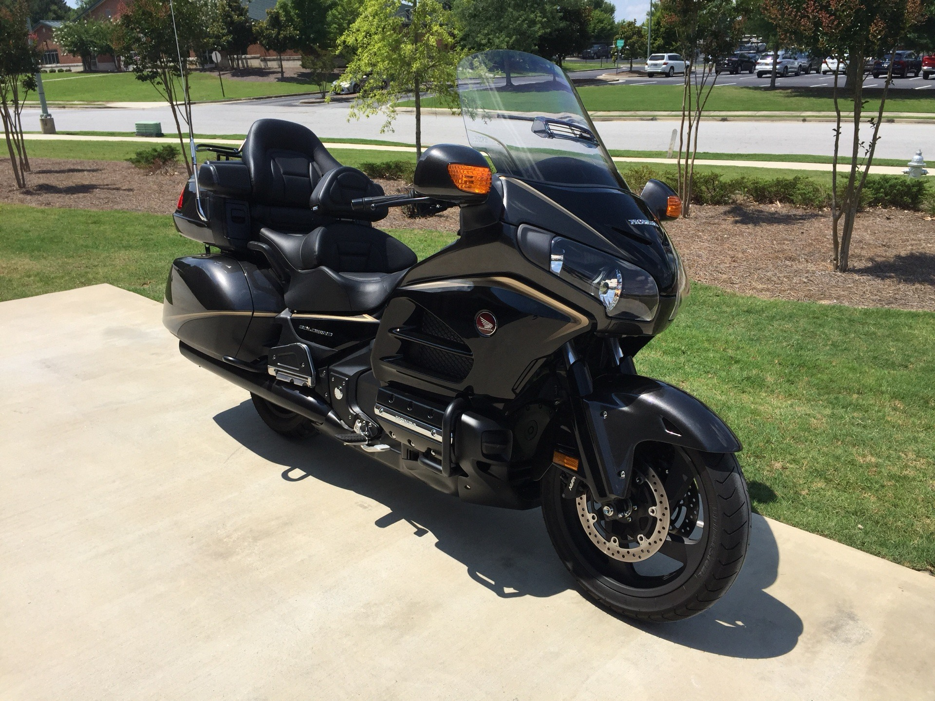 2016 Honda Gold Wing Audio Comfort in Buford, Georgia - Photo 8