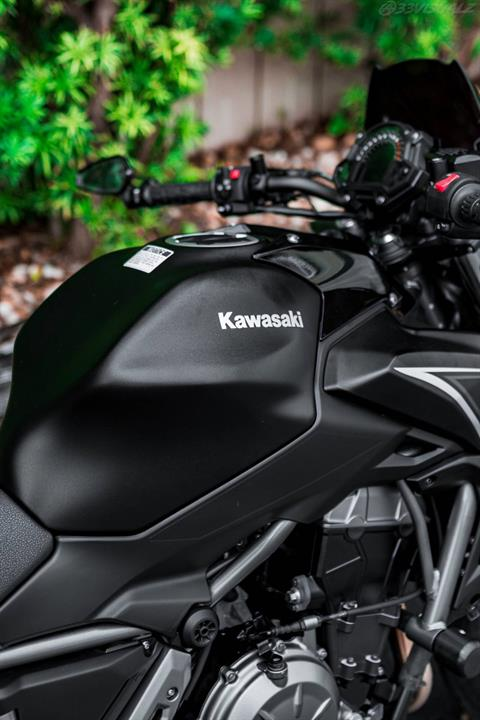 2017 Kawasaki Z650 in Boca Raton, Florida - Photo 4