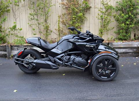 2019 Can-Am Spyder F3 in Boca Raton, Florida - Photo 1