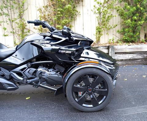 2019 Can-Am Spyder F3 in Boca Raton, Florida - Photo 2