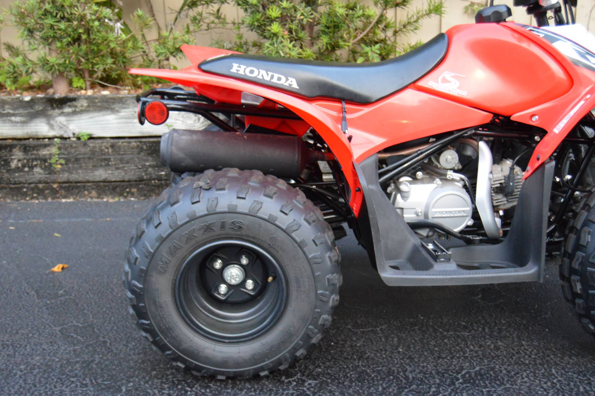 2020 Honda TRX90X in Boca Raton, Florida - Photo 2