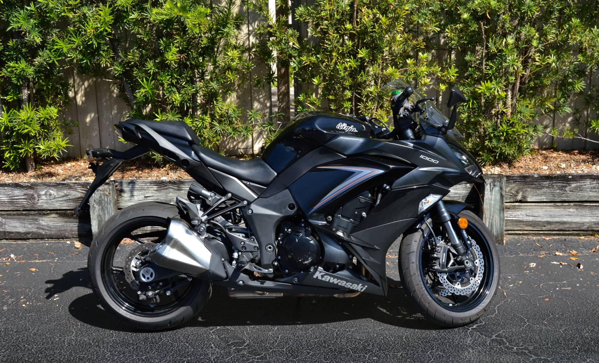 2019 Kawasaki Ninja 1000 ABS in Boca Raton, Florida - Photo 1