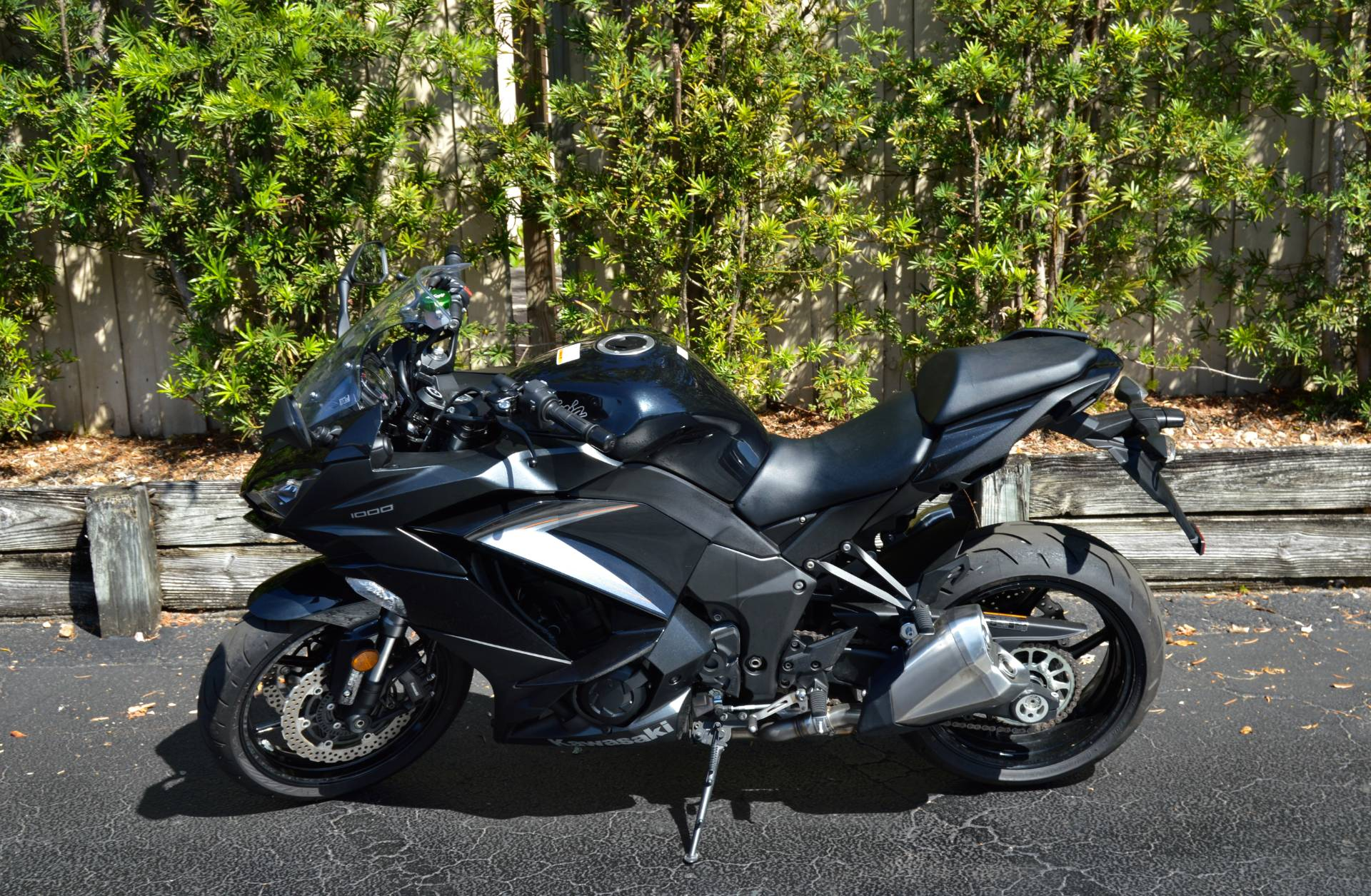 2019 Kawasaki Ninja 1000 ABS in Boca Raton, Florida - Photo 6