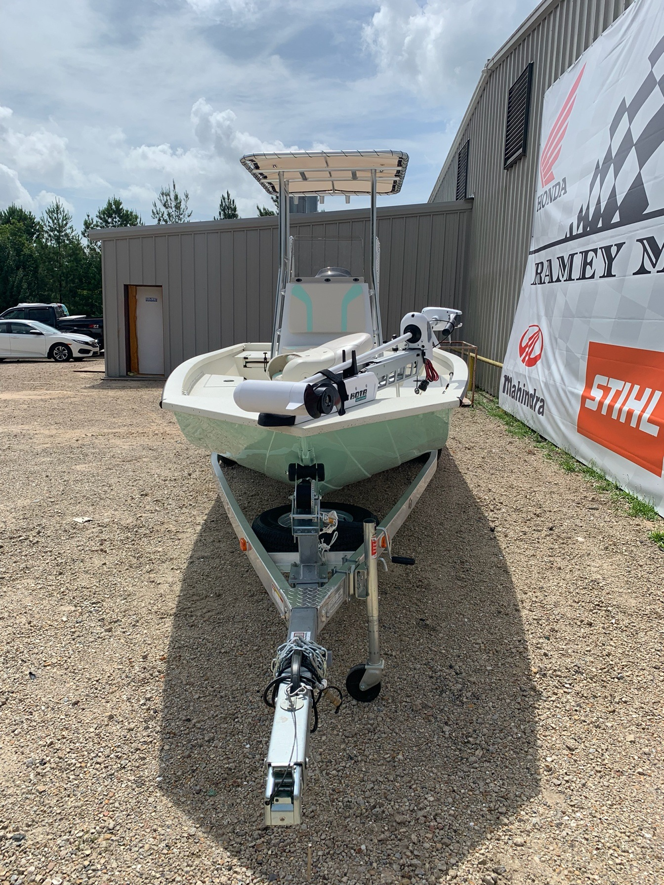 2019 G3 Bay 22 DLX in Purvis, Mississippi - Photo 21
