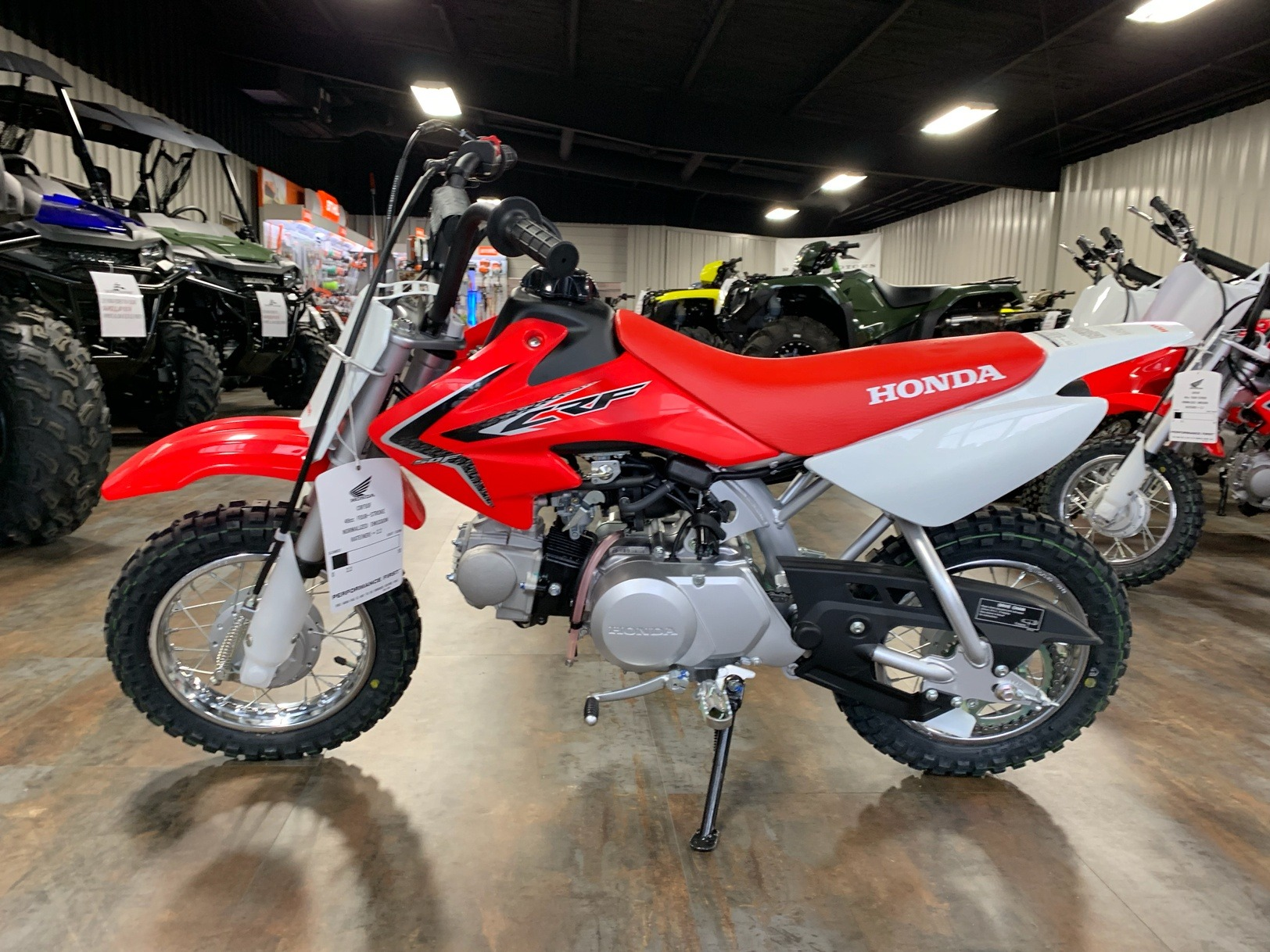2019 Honda CRF50F in Purvis, Mississippi - Photo 1