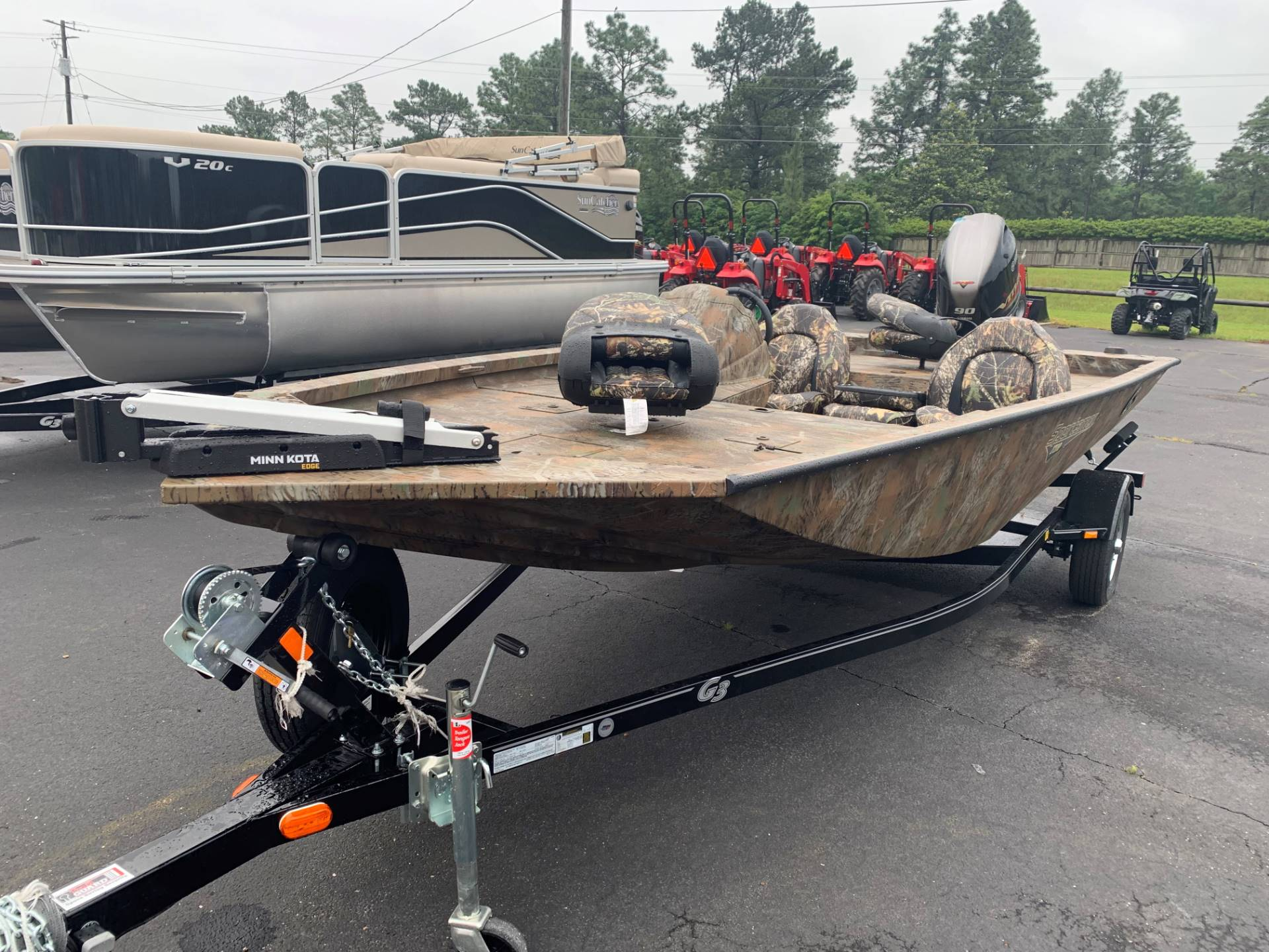 2019 G3 Sportsman 1710 PFX Camo in Purvis, Mississippi - Photo 5