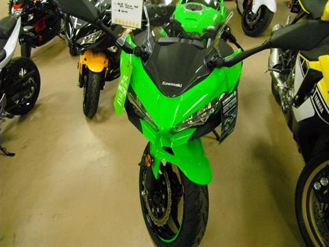 2018 Kawasaki Ninja 400 KRT Edition in Unionville, Virginia