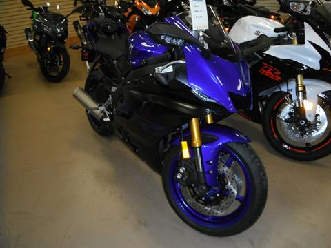 2019 Yamaha YZF-R6 in Unionville, Virginia - Photo 1