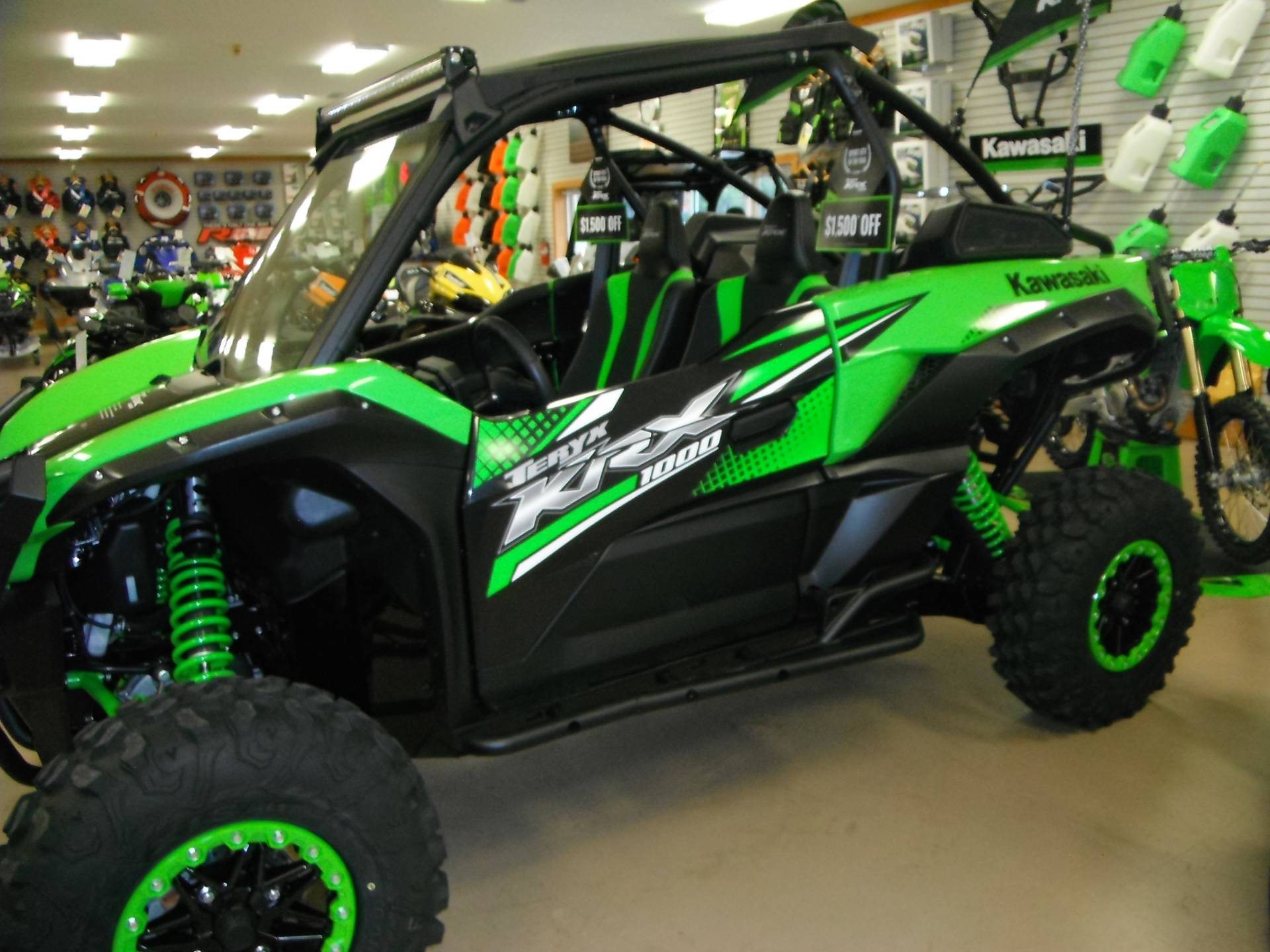 2020 Kawasaki Teryx KRX 1000 in Unionville, Virginia - Photo 2