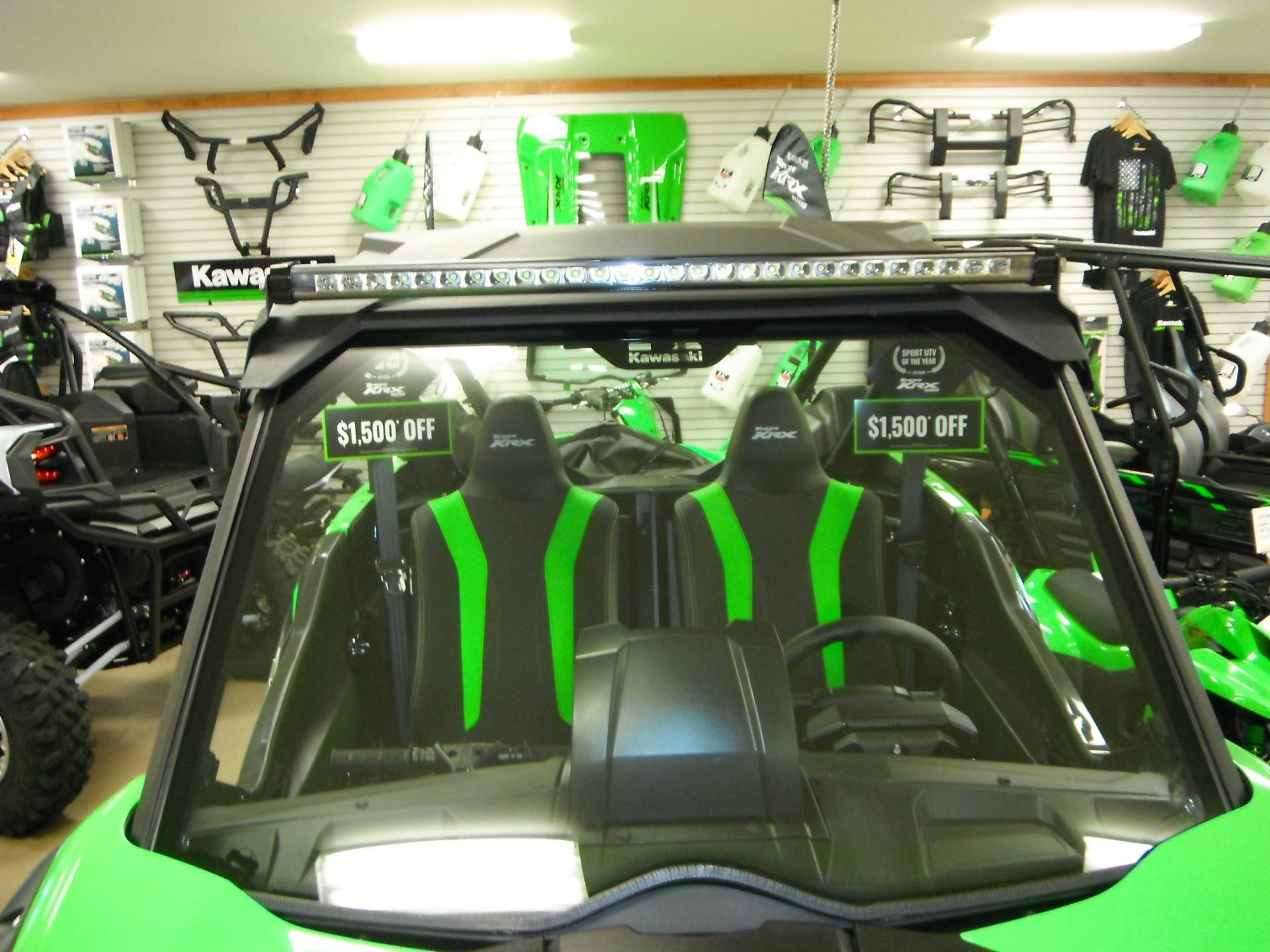 2020 Kawasaki Teryx KRX 1000 in Unionville, Virginia - Photo 4