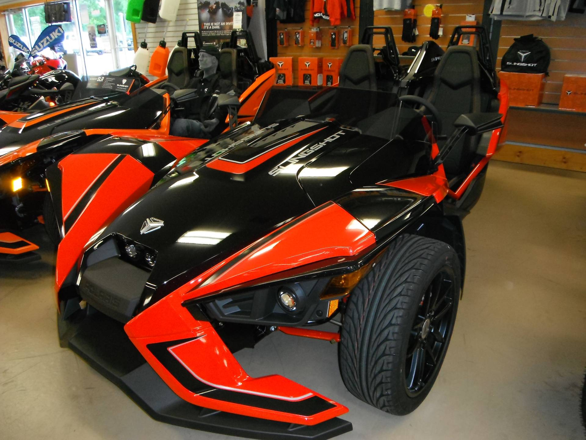 2019 Slingshot Slingshot SLR in Unionville, Virginia - Photo 2