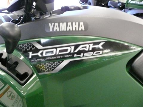 2018 Yamaha Kodiak 450 in Unionville, Virginia