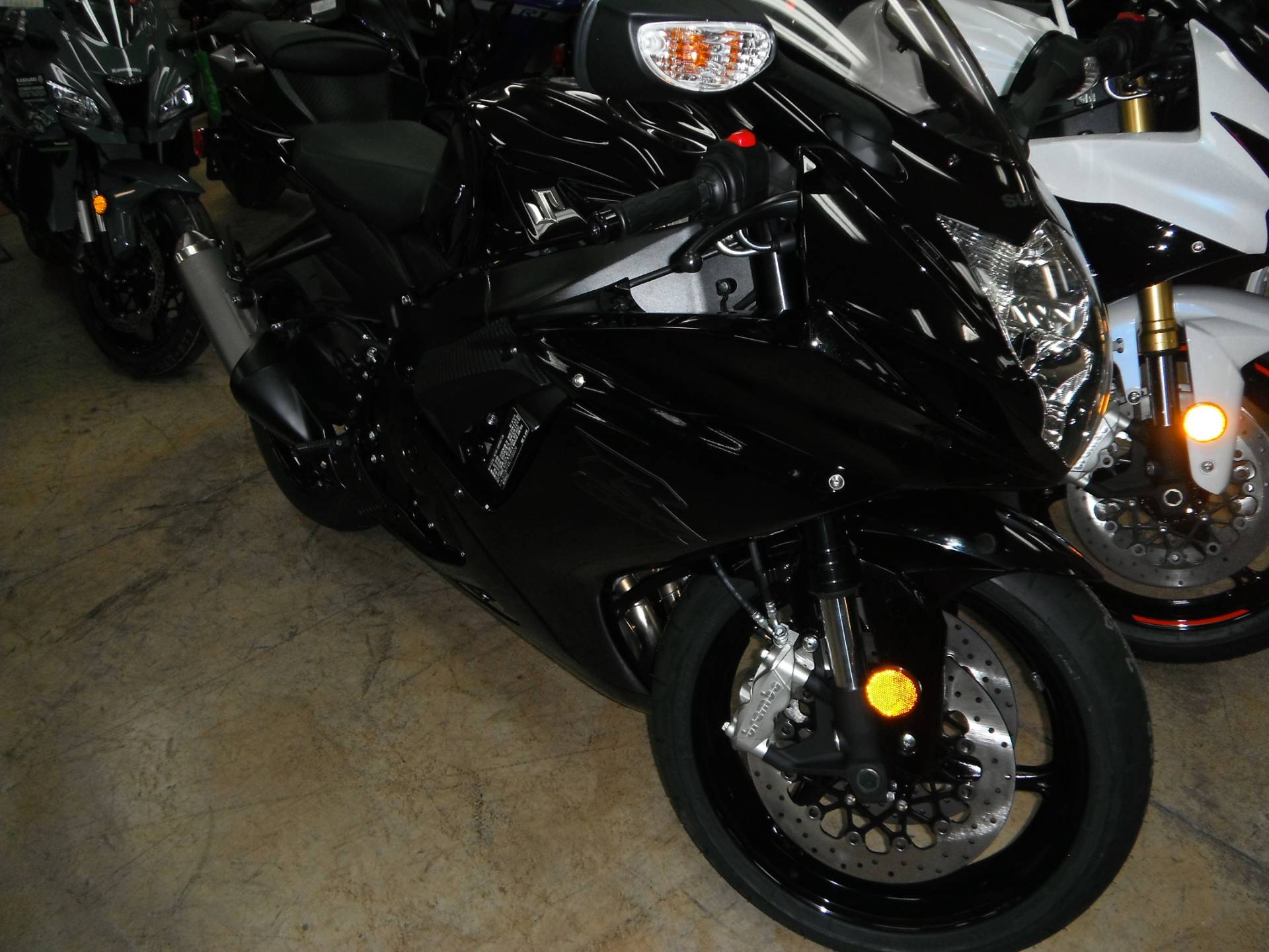 2020 Suzuki GSX-R600 in Unionville, Virginia - Photo 2