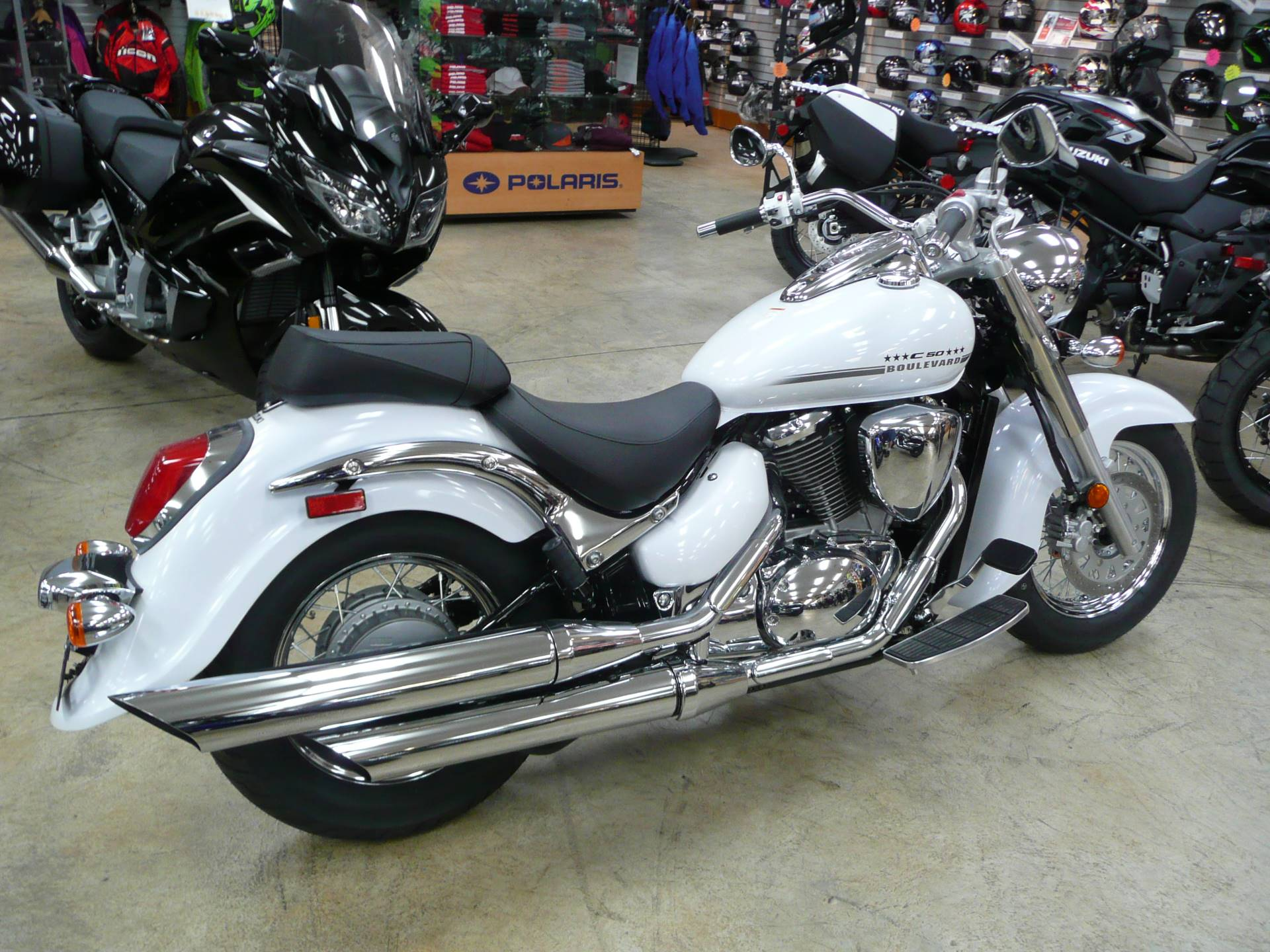 2017 Suzuki Boulevard C50 in Unionville, Virginia