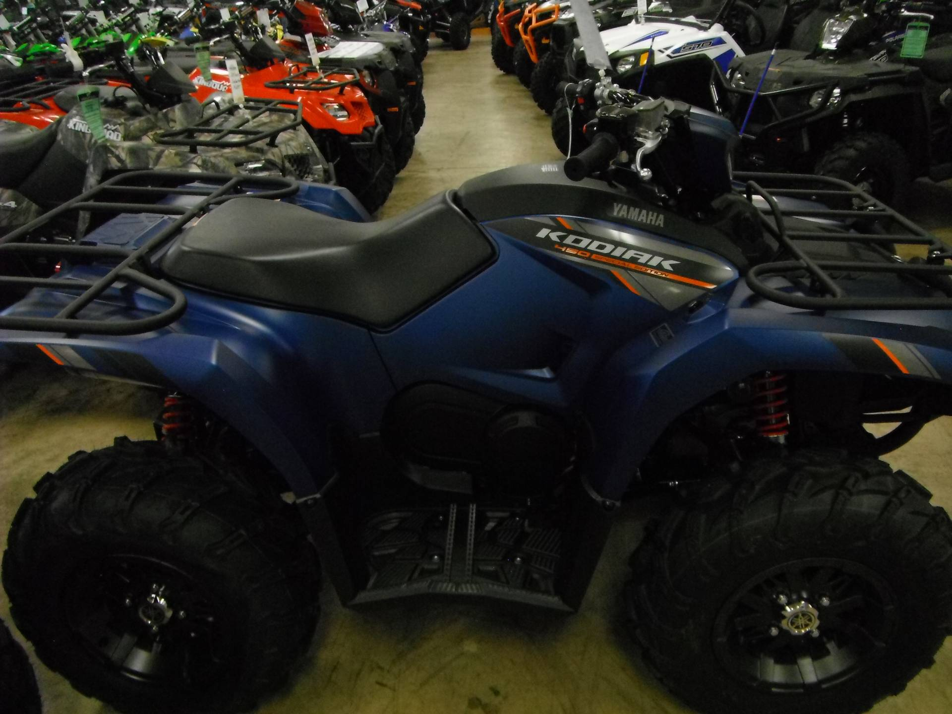 2019 Yamaha Kodiak 450 EPS SE in Unionville, Virginia