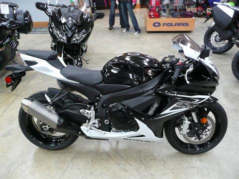 2014 Suzuki GSX-R600™ in Unionville, Virginia
