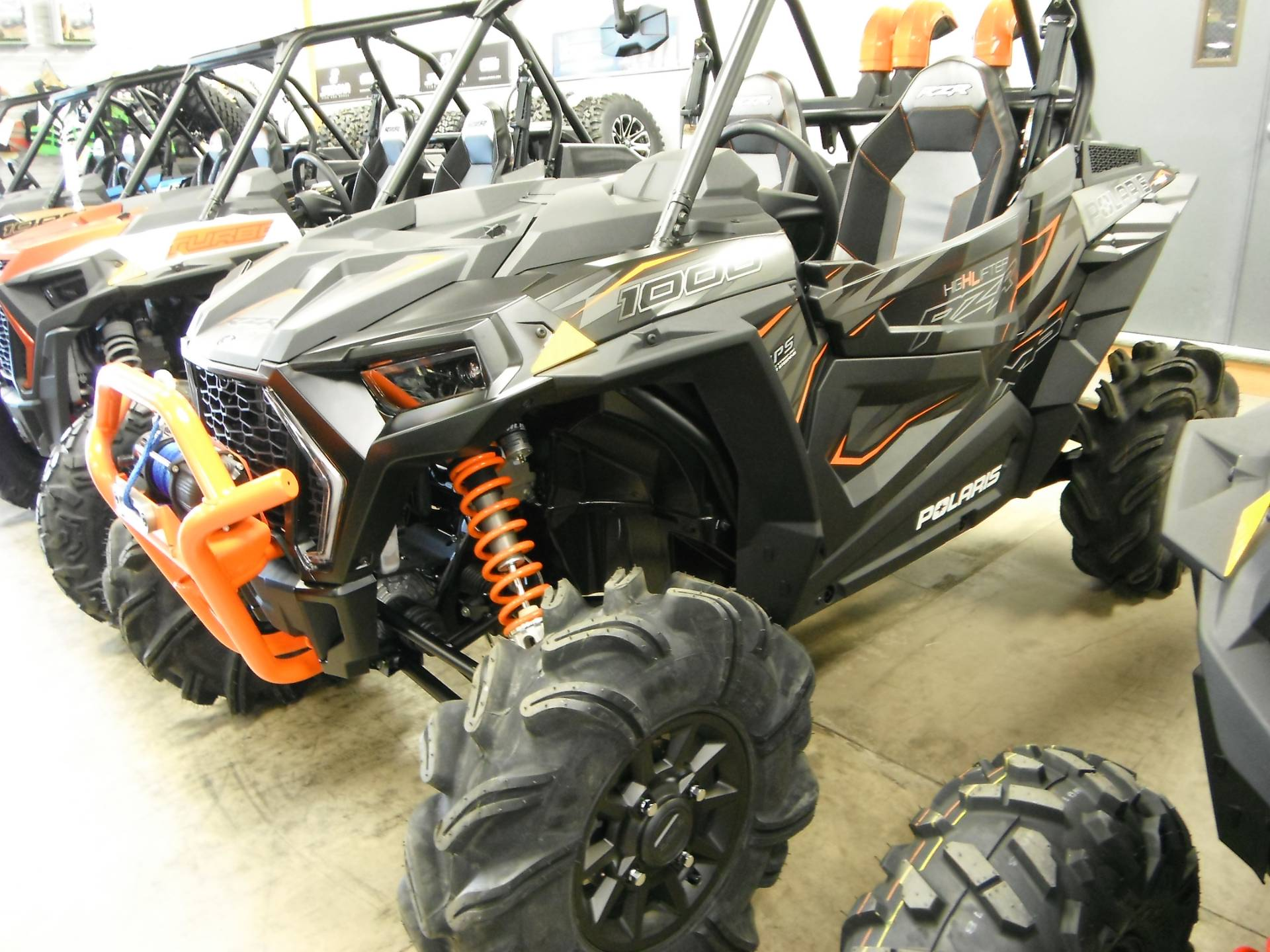 2019 Polaris RZR XP 1000 High Lifter in Unionville, Virginia - Photo 1