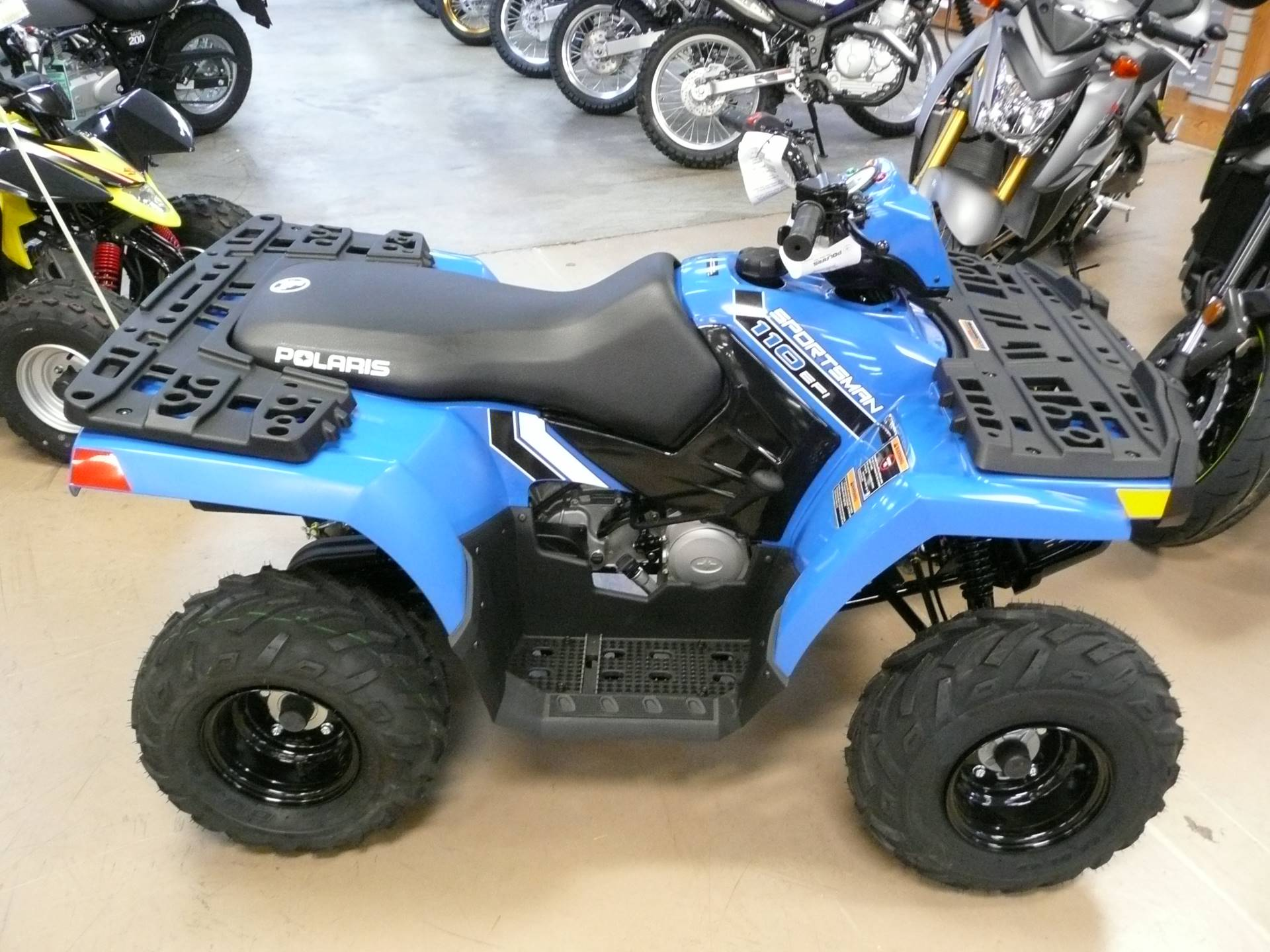 2018 Polaris Sportsman 110 EFI in Unionville, Virginia